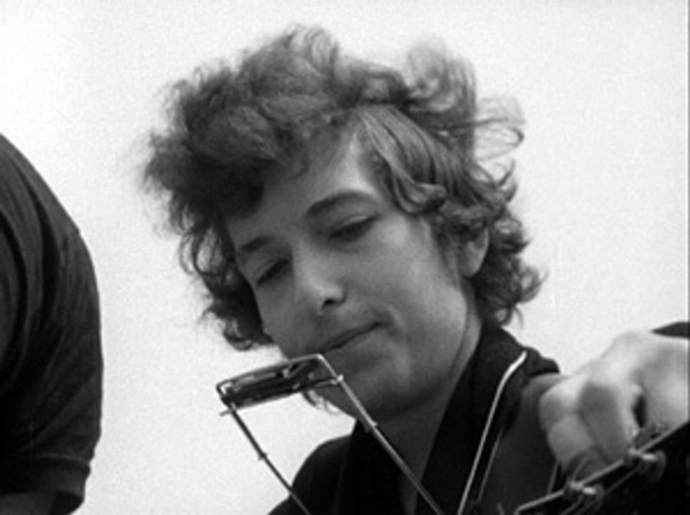 Dylan Tunes Up