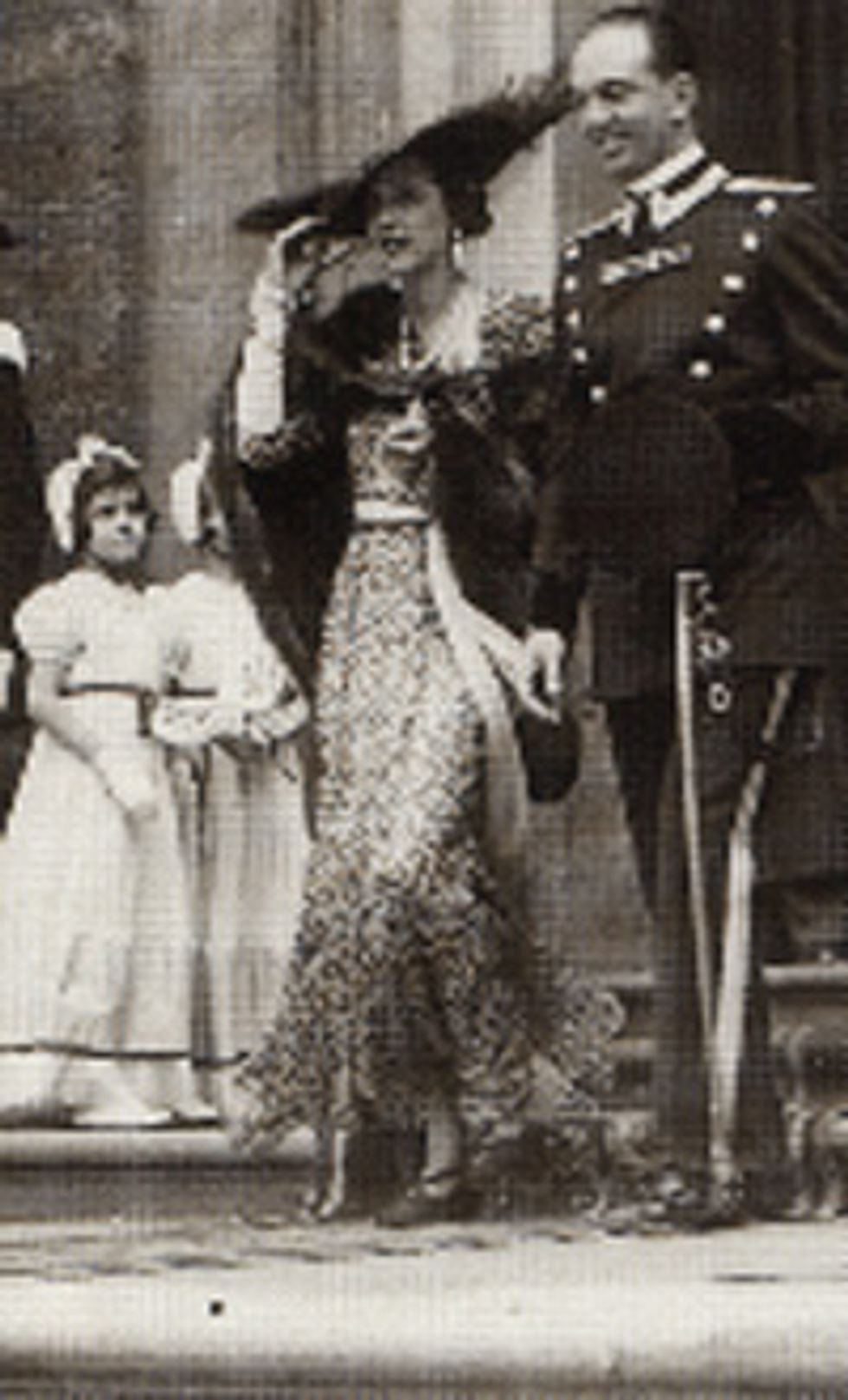This Week's Royal is Marie Jose of Italy