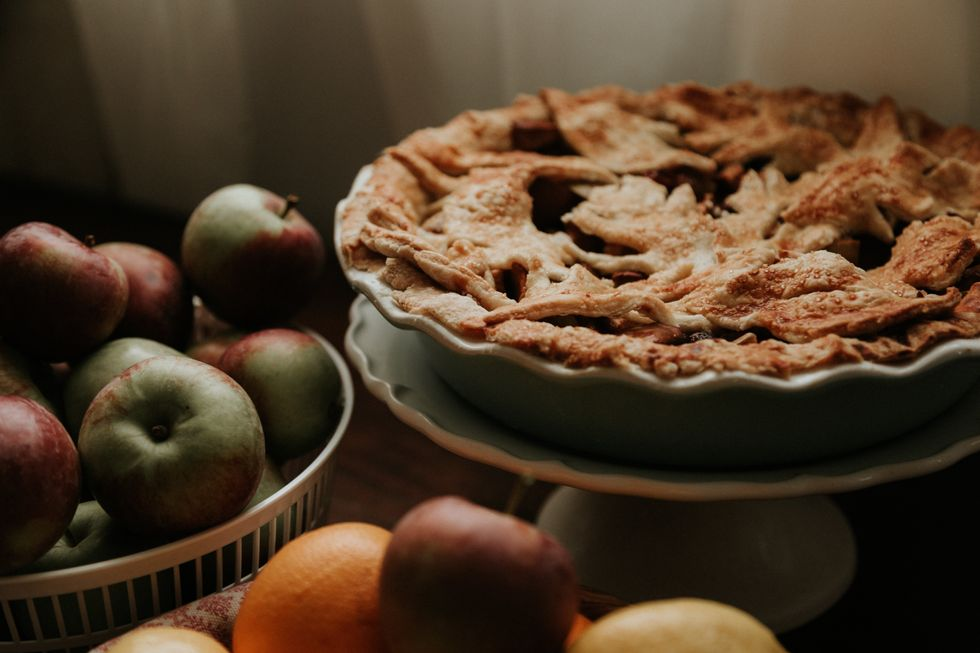 5 Pinterest Pie Recipes That Will Make Everyone Thankful