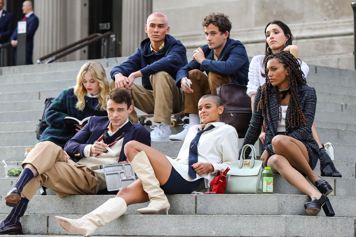 Here's What the New 'Gossip Girl' Characters Will Be Wearing