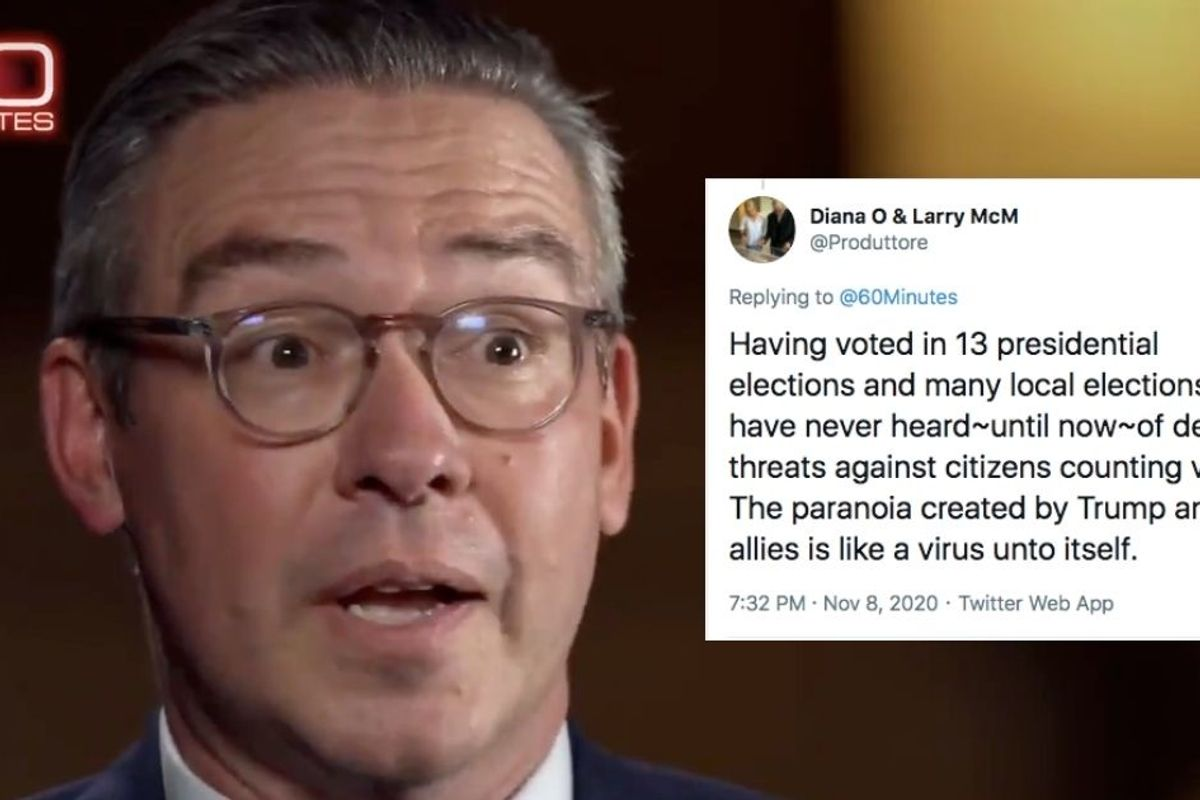 Philadelphia's Republican city commissioner has no time for Trump's tsunami of fraud lies