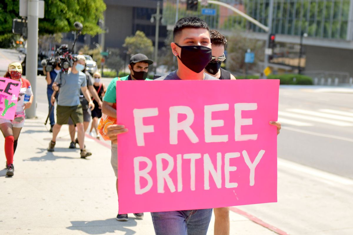 The #FreeBritney Movement Just Suffered Another Setback