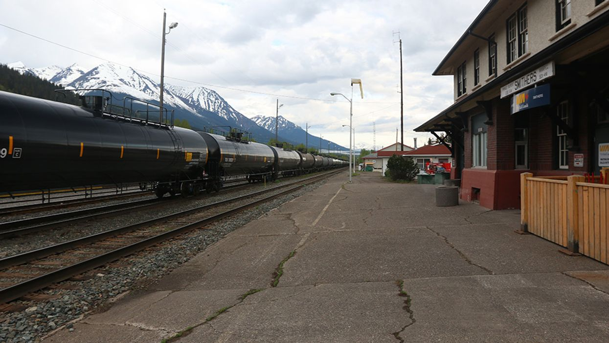 A BC rail disaster waiting to happen? Audit bolsters warnings the risk is too high