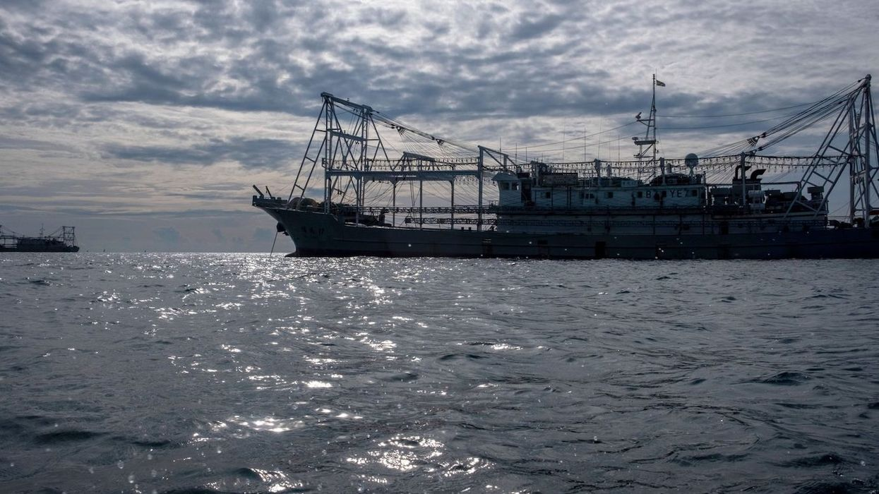 Organized crime in the fisheries sector threatens a sustainable ocean economy