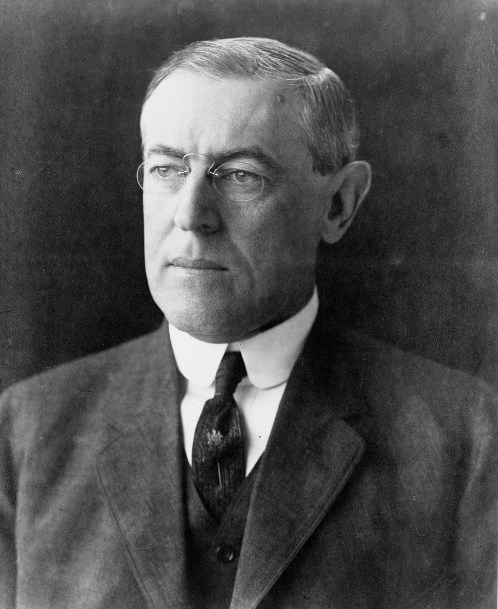Woodrow Wilson Is The Worst President You Don't Remember