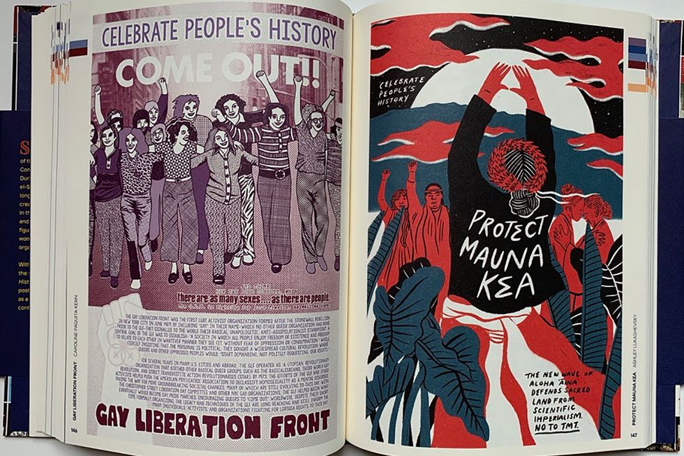 Celebrate People's History Vol. 2: Power to the People!