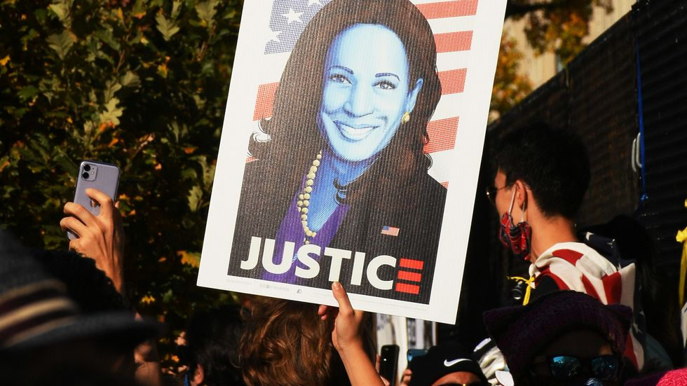 7 Of My Favorite Reactions To Kamala Harris Becoming VP-Elect And Making History