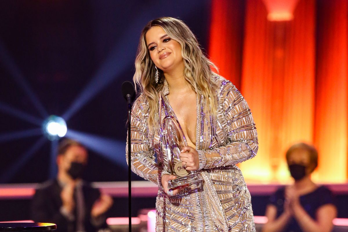 Maren Morris Shouts Out Black Women for Pioneering Country Music