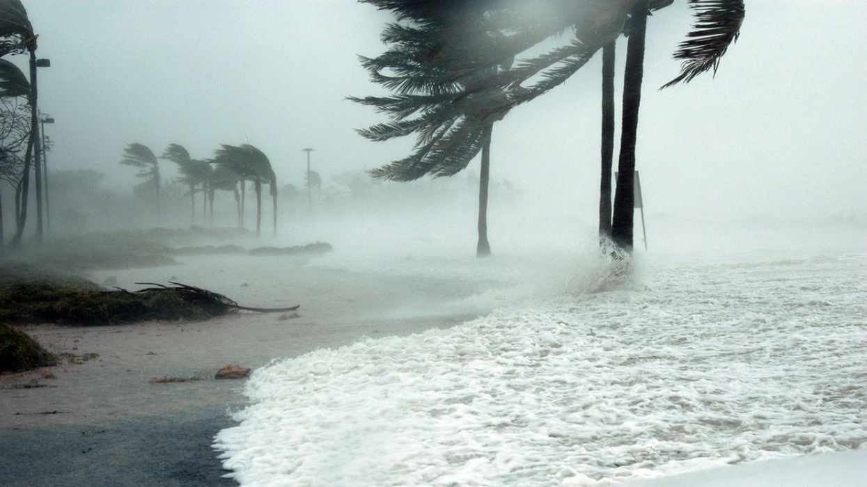Study: Climate Change Makes Hurricanes Stay Stronger, Longer