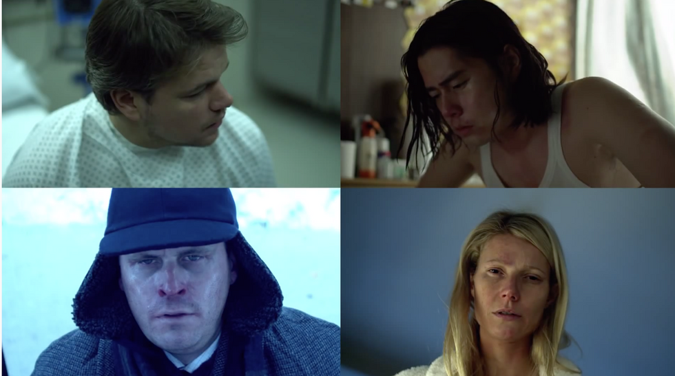 I Had To Watch 'Contagion' For Class And It Felt WAY Too Familiar