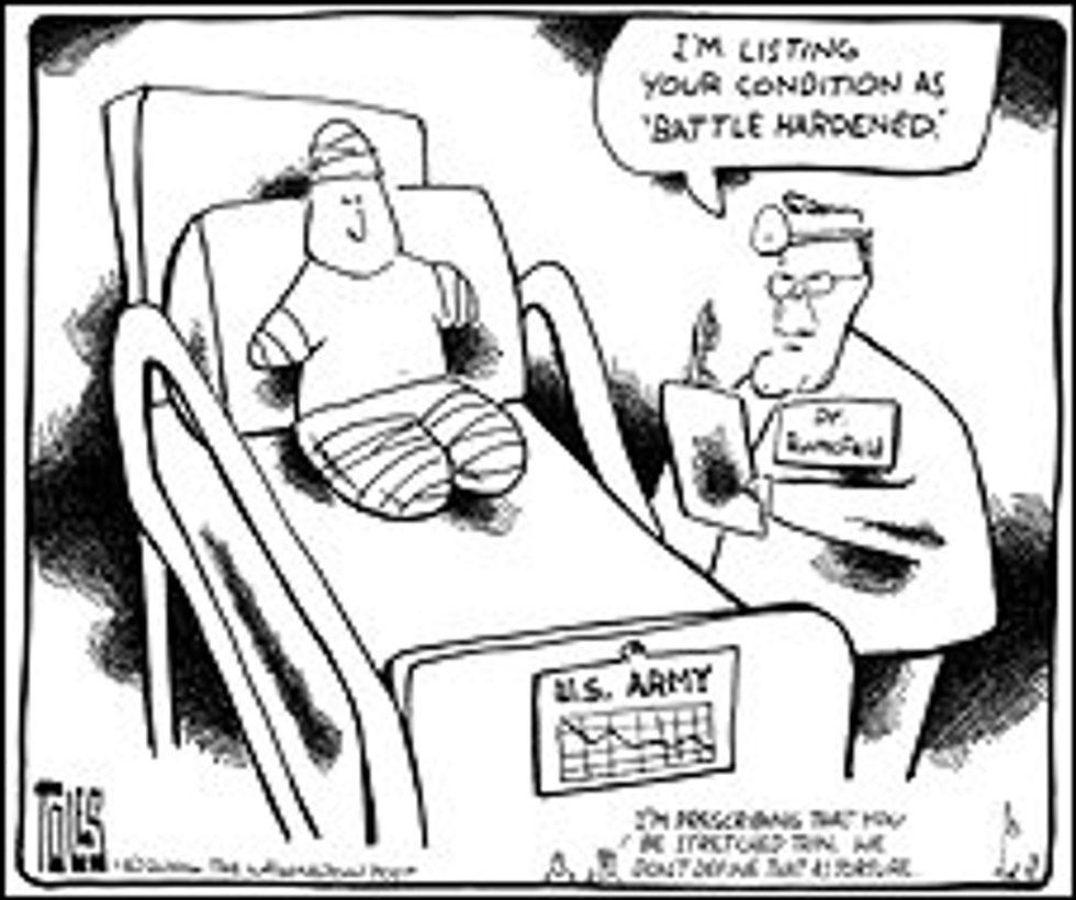 Politics of Cartoons