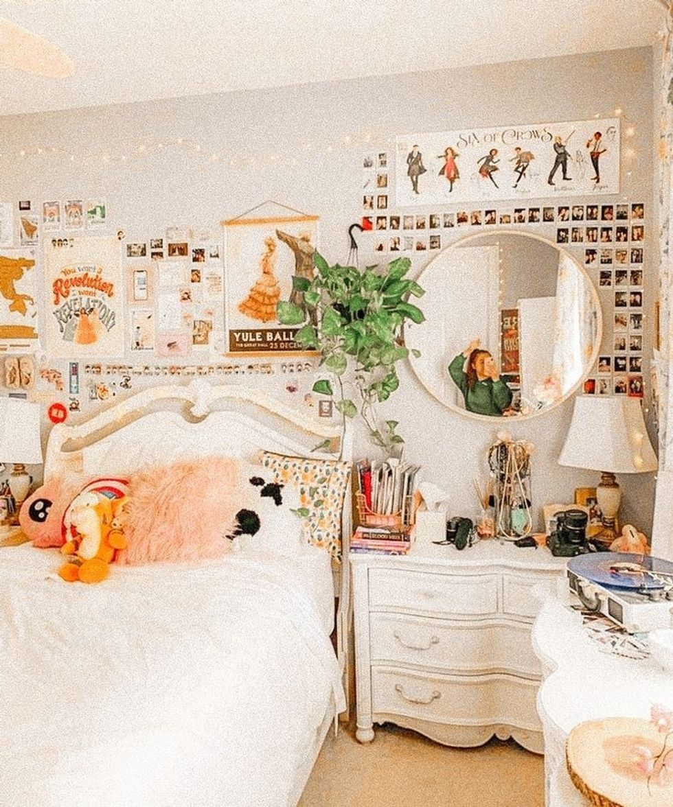 How Redoing My Room Helped Me Stop Going To Therapy
