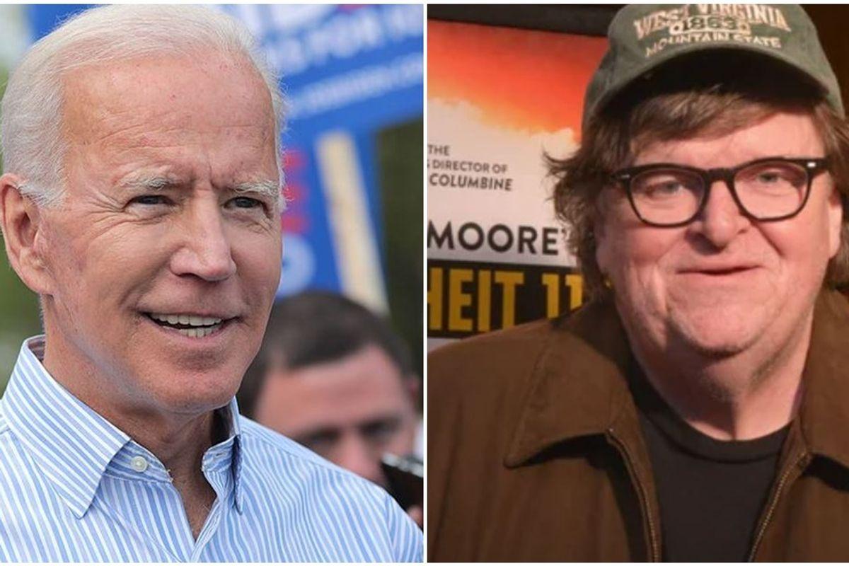 Seven big takeaways from Michael Moore's 'Open Letter to Joe Biden'