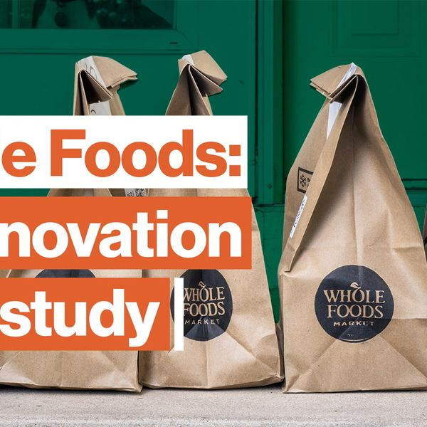Is your company innovating? A Whole Foods case study.