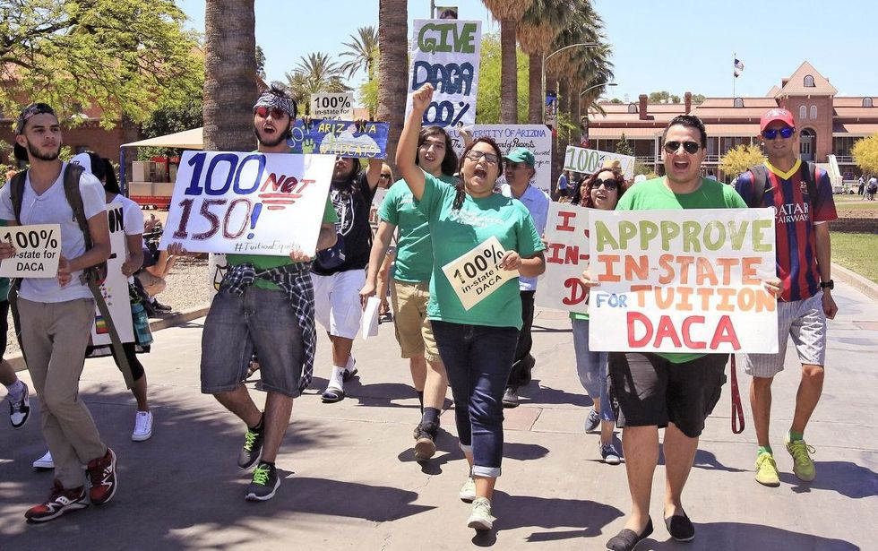 Immigrant Students Discuss Living in Tucson