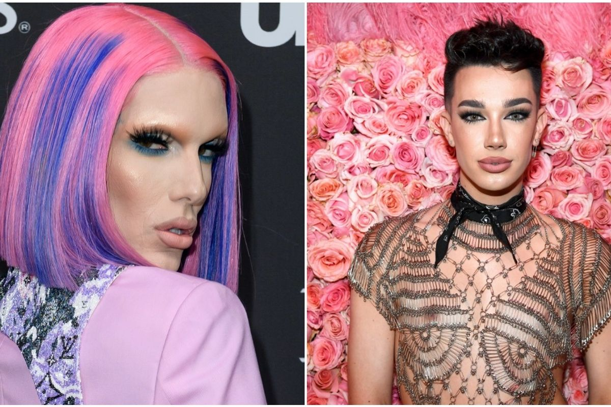 Jeffree Star, James Charles, and More Influencers Accused of Animal Exploitation