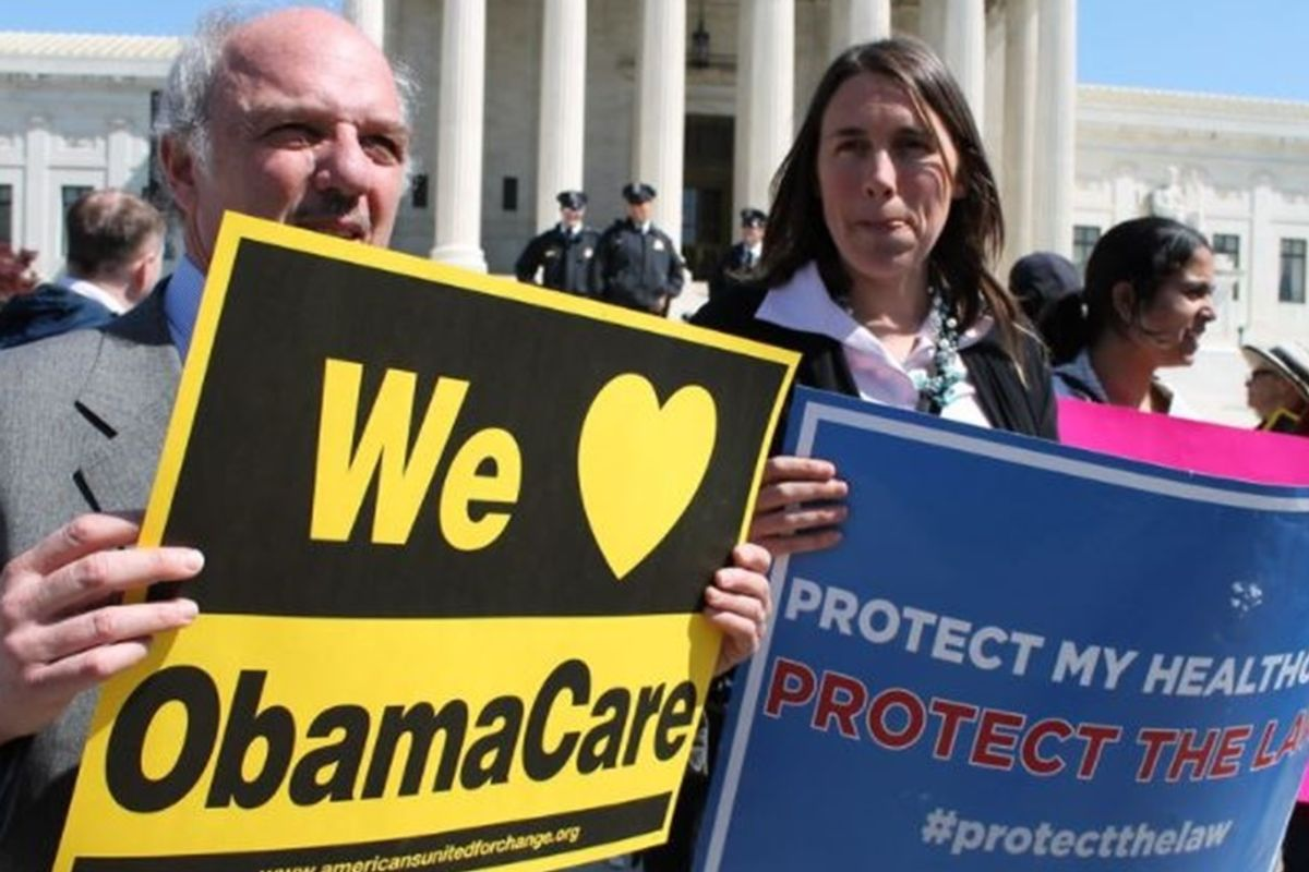 While the Supreme Court deliberates on Obamacare, Congress and the White House may act