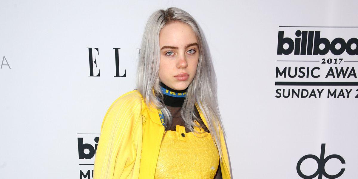 Billie Eilish Fans Can't Handle Her Alleged TikTok Handle