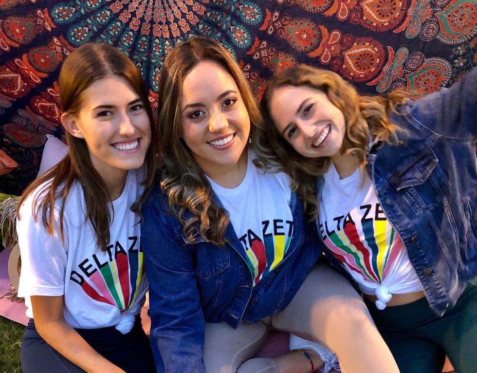 Delta Zeta Supports The Hearing Impaired Through Its Annual Philanthropy Festival