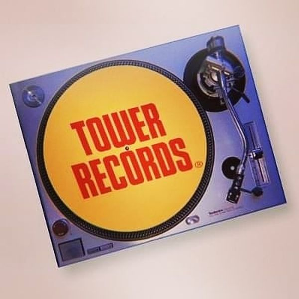 Tower Records Is Back