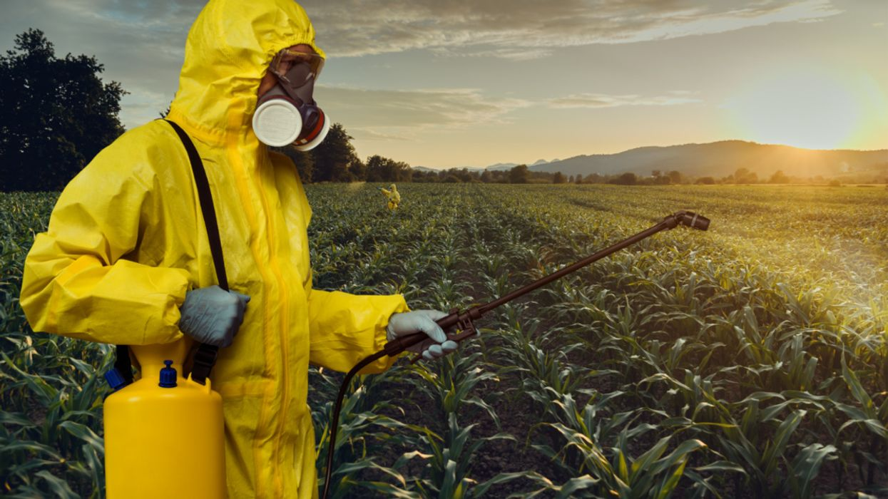 Exposure to Common Herbicide Potentially Harms Endangered Species