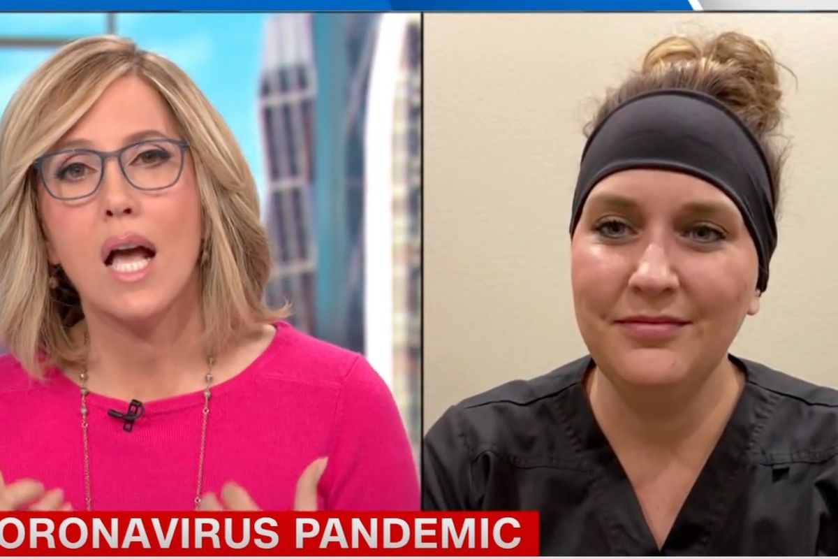 South Dakota nurse tells CNN she had patients who claimed coronavirus was a hoax even as they were dying from it