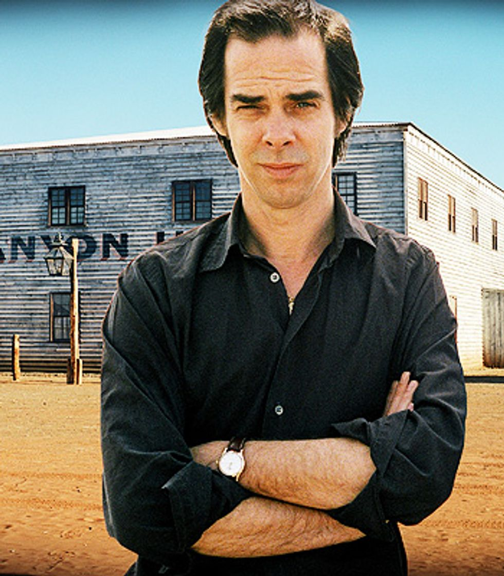 Nick Cave: Vegemite Western