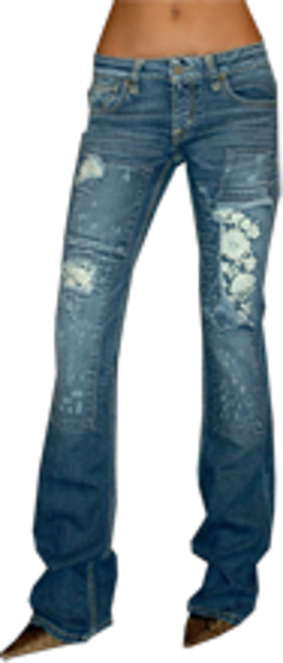 Turning New Jeans Into (G)old