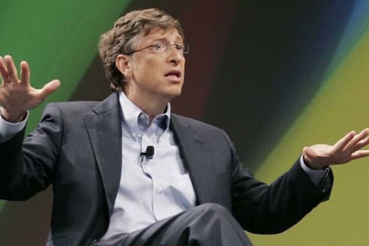 Bill Gates can't understand people who don't wear masks: 'What are these, like nudists?'