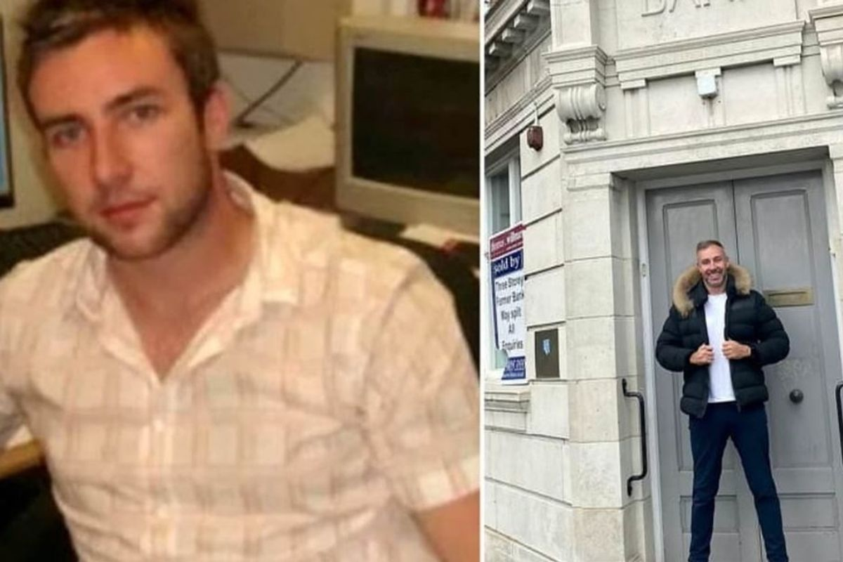 Man buys the bank building where he was refused a loan when he had no money 18 years ago