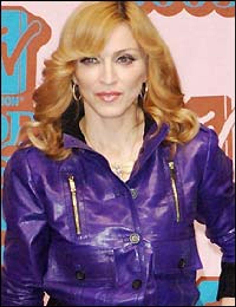 Madonna Goes Krumping