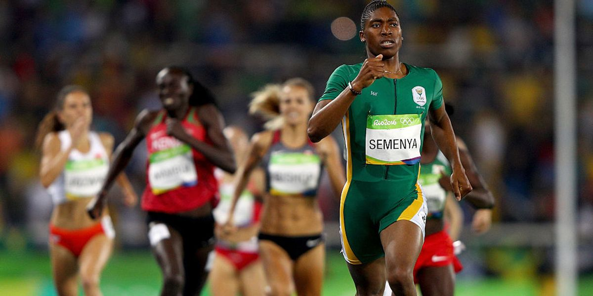 Caster Semenya Appeals to European Court of Human Rights Ahead of 2021 Olympics