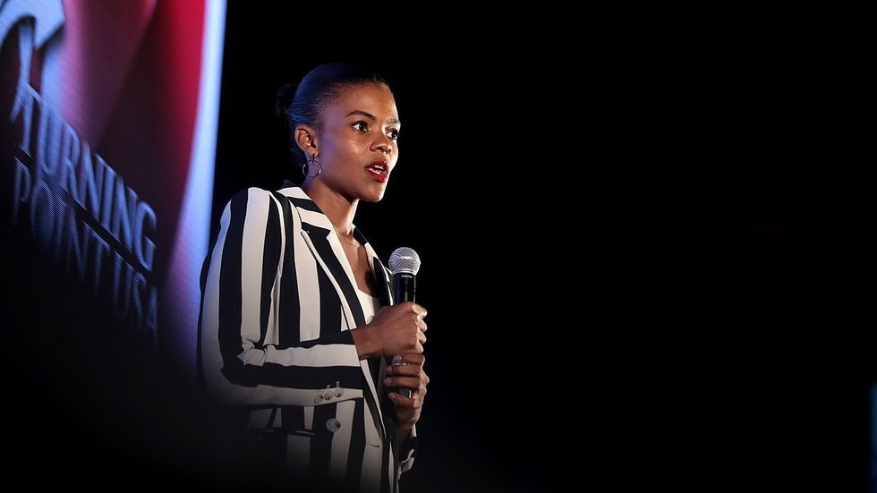 Hey, Candace Owens, Encouraging Toxic Masculinity Makes Our Society WORSE, Not Better