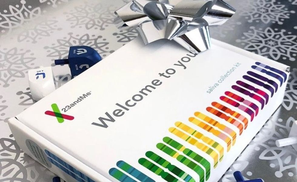 My Experience with 23andMe DNA Testing