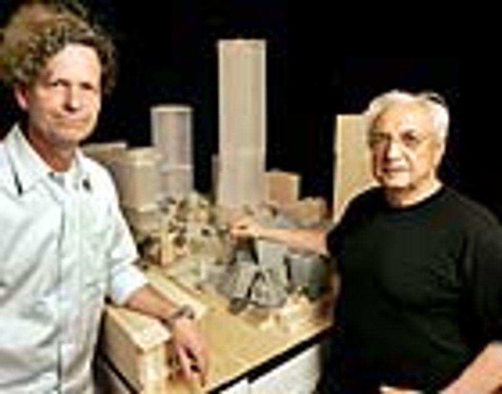 Gehry's LA