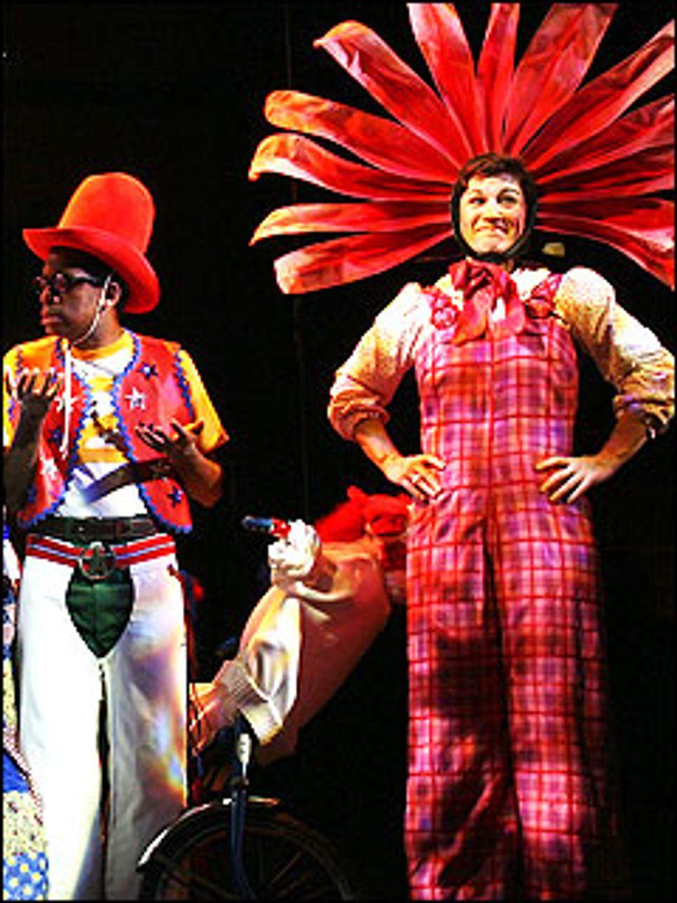 Broadway Baby: May 2006