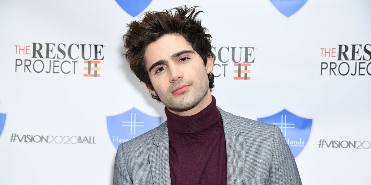Max Ehrich Has Found Love After Demi