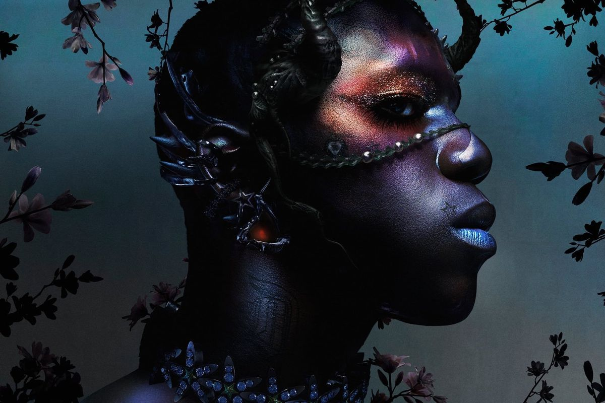 Yves Tumor Stars in New Byredo Eyeshadow Campaign