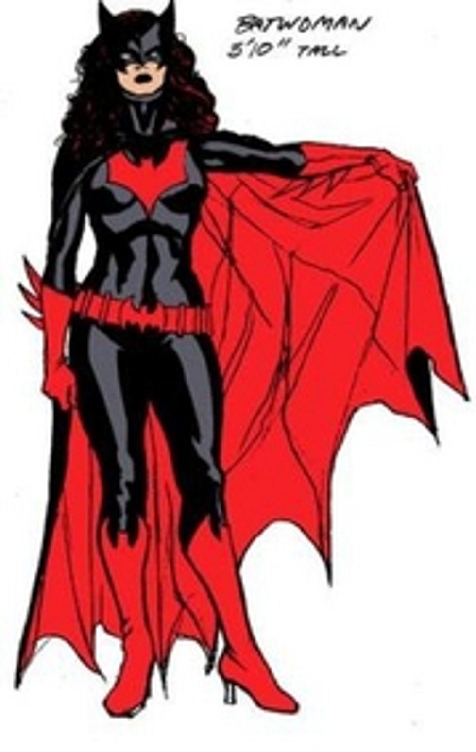 Batwoman Goes Gay