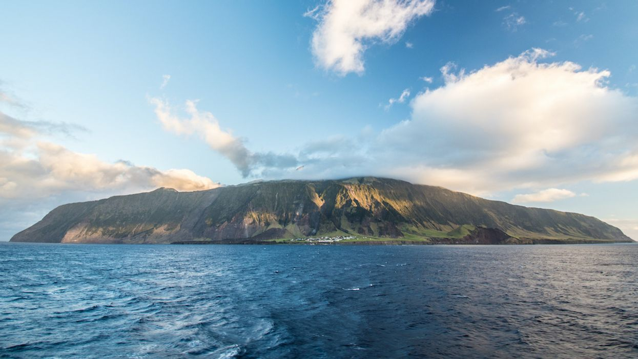 World's Most Remote Island Creates Largest Atlantic Ocean Sanctuary