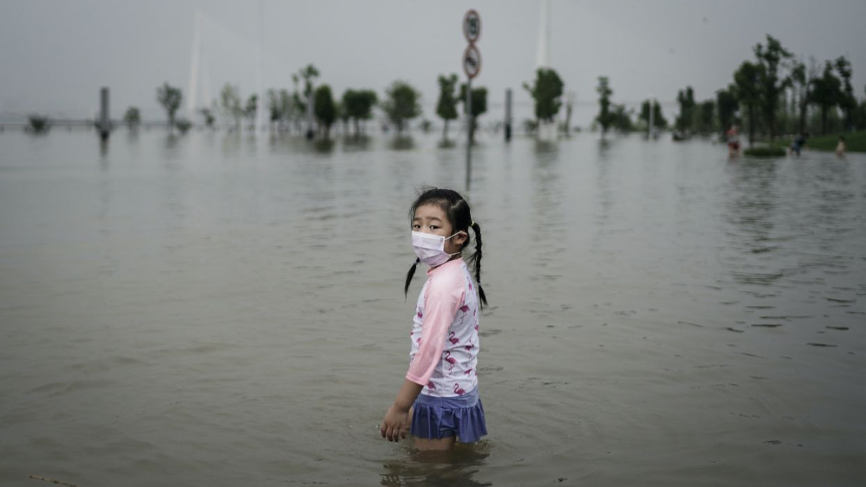 Red Cross: 'No Vaccine for Climate Change'