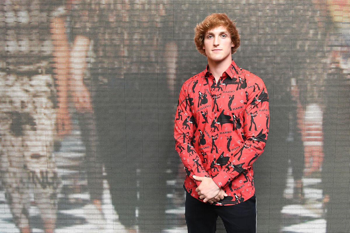 Logan Paul Comes to Harry Styles' Defense for Wearing a Dress