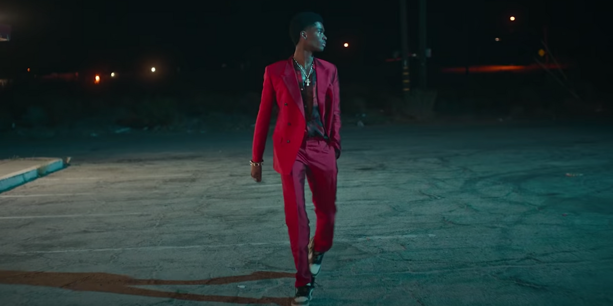 Alton Mason and Quen Blackwell Star in SG Lewis' New Video