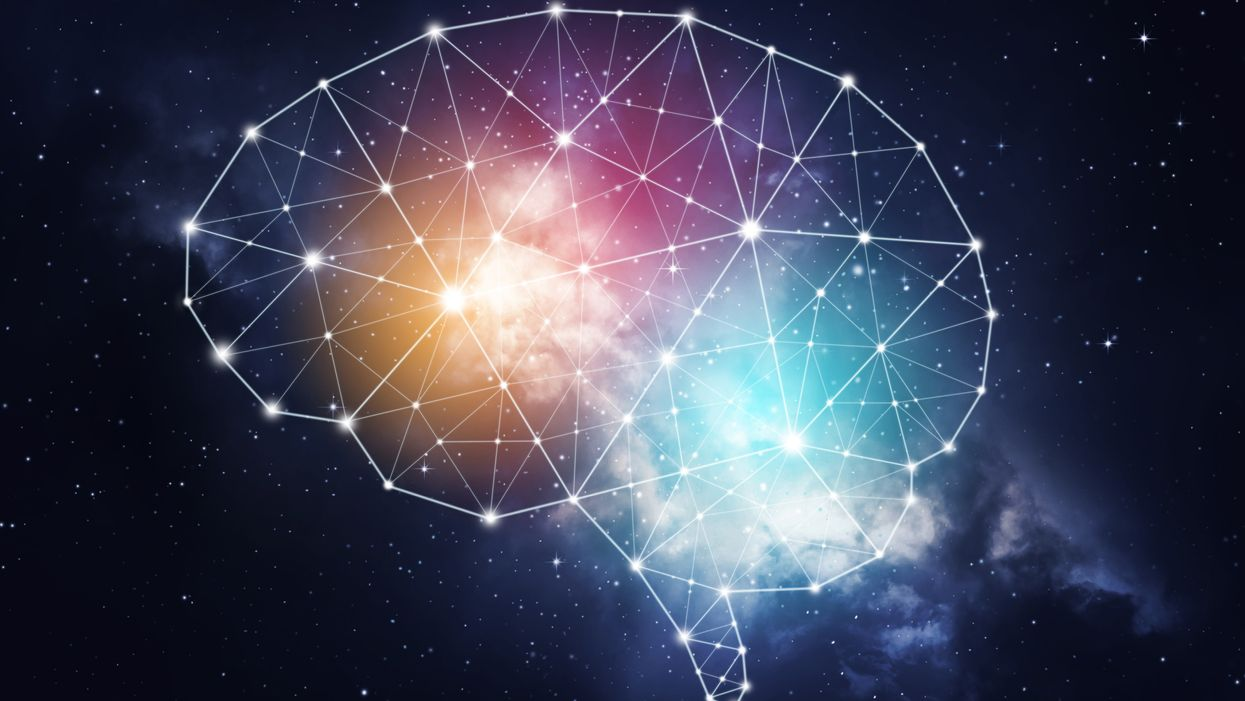 The universe works like a huge human brain, discover scientists