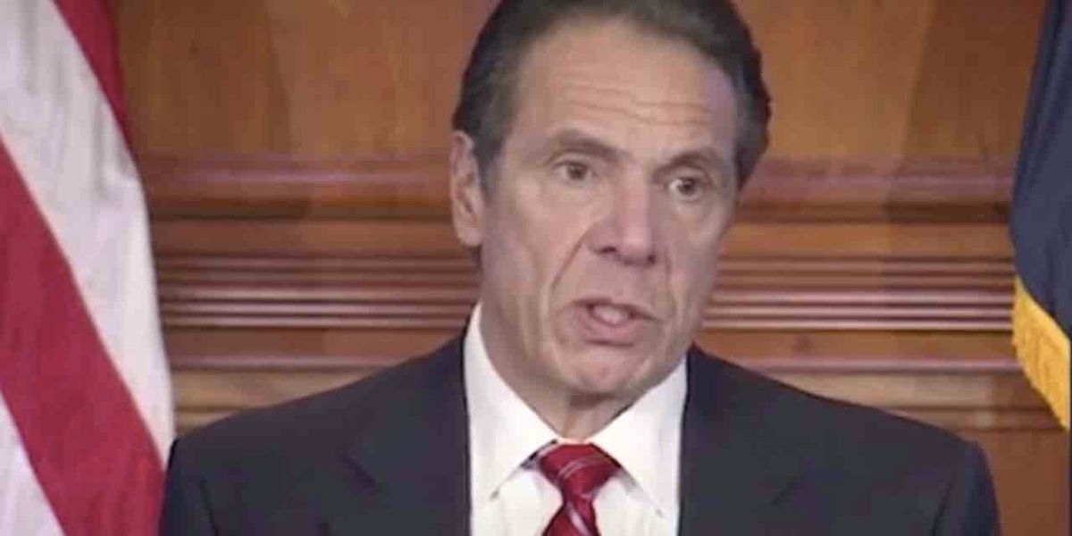 NY Gov. Andrew Cuomo: It's 'frightening to me' that 'arrogant' sheriffs won't enforce my COVID restrictions over Thanksgiving