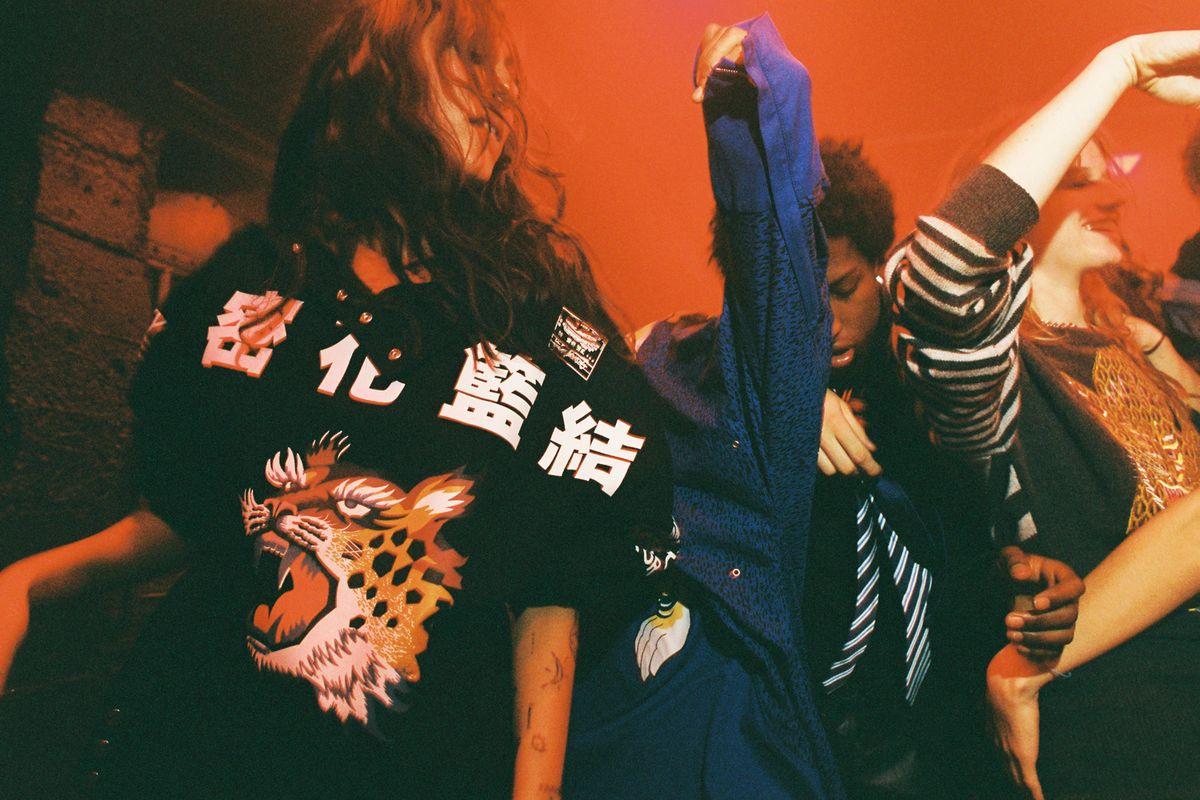 Kenzo x Kansai Yamamoto Pays Tribute to Two Japanese Fashion Greats
