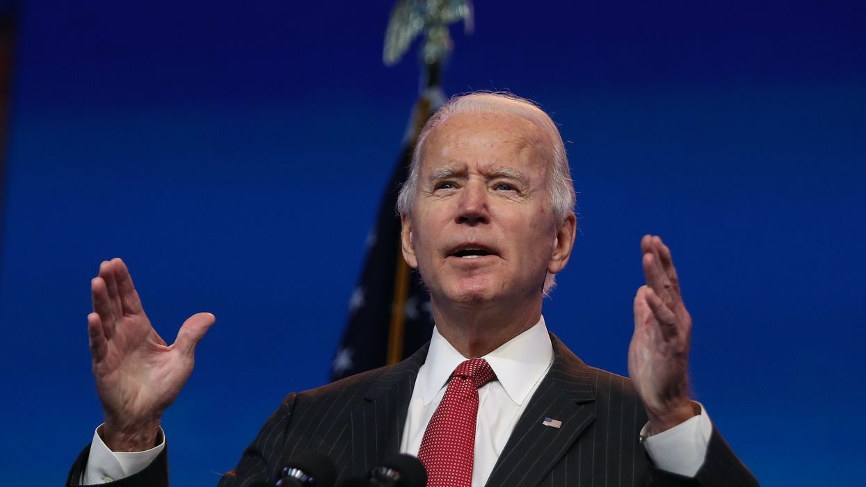 'No national shutdown': Joe Biden says shutting down the virus will not require a national lockdown