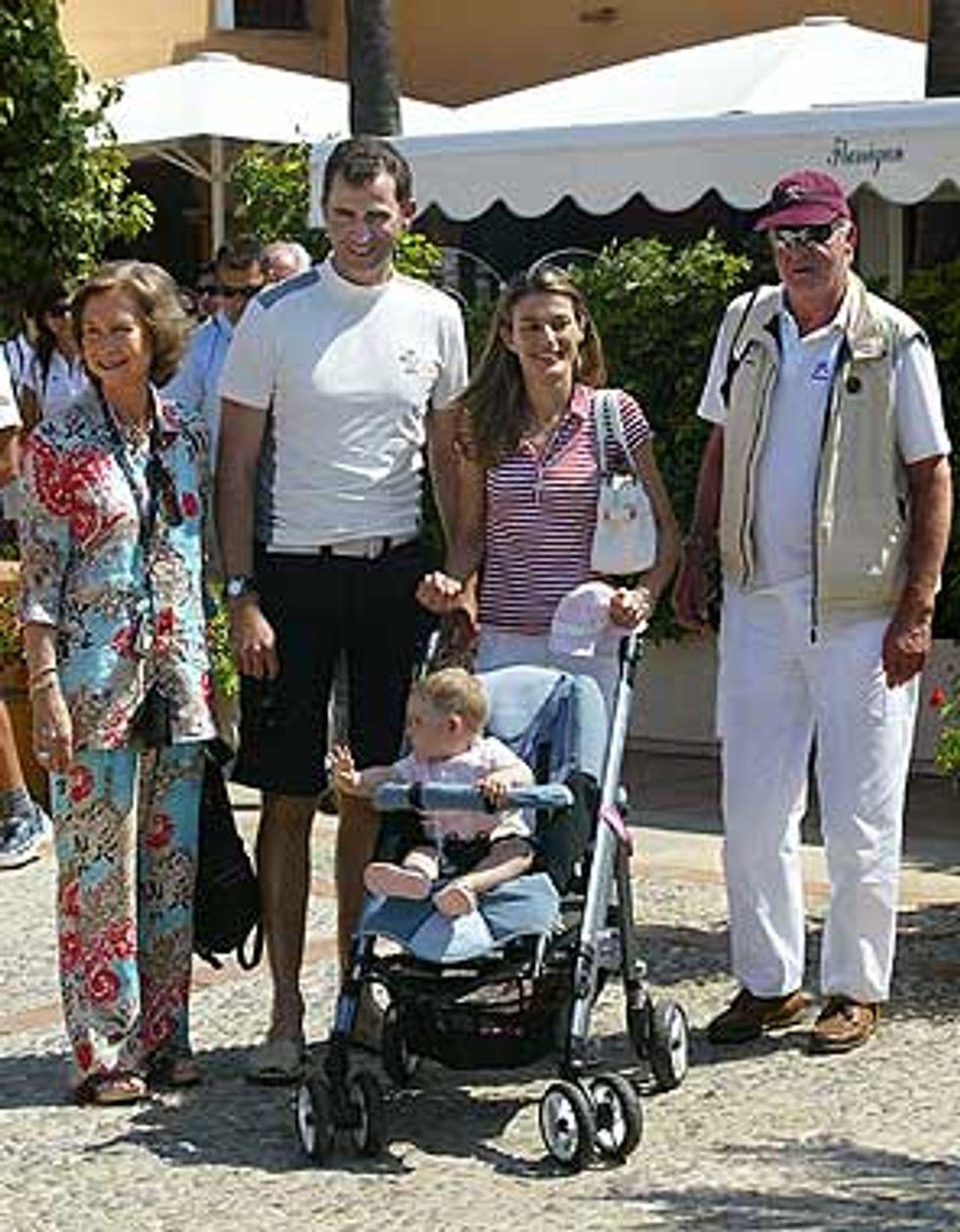 Royal Fun in Mallorca