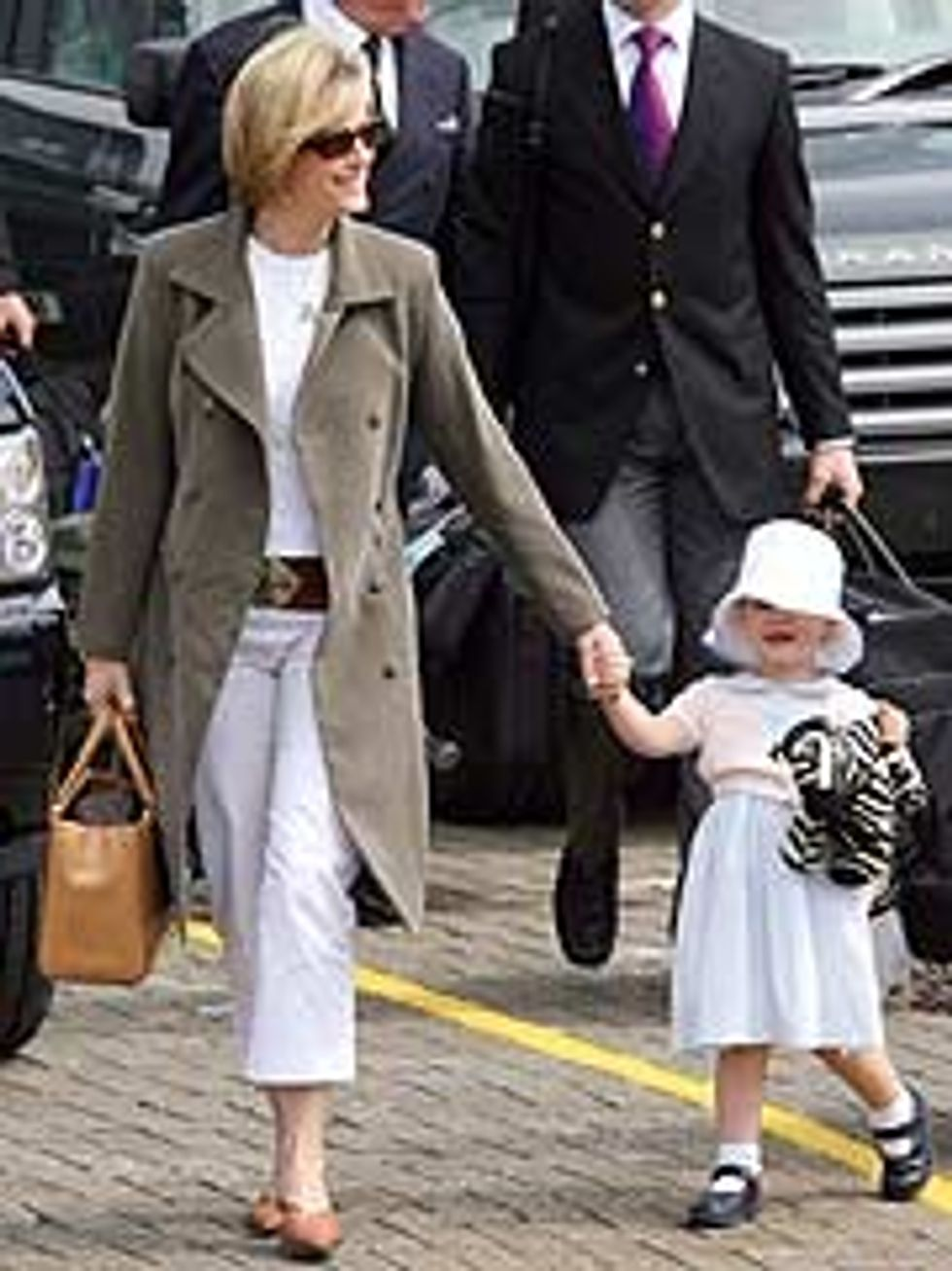 Lady Louise Mountbatten-Windsor Hits the Town