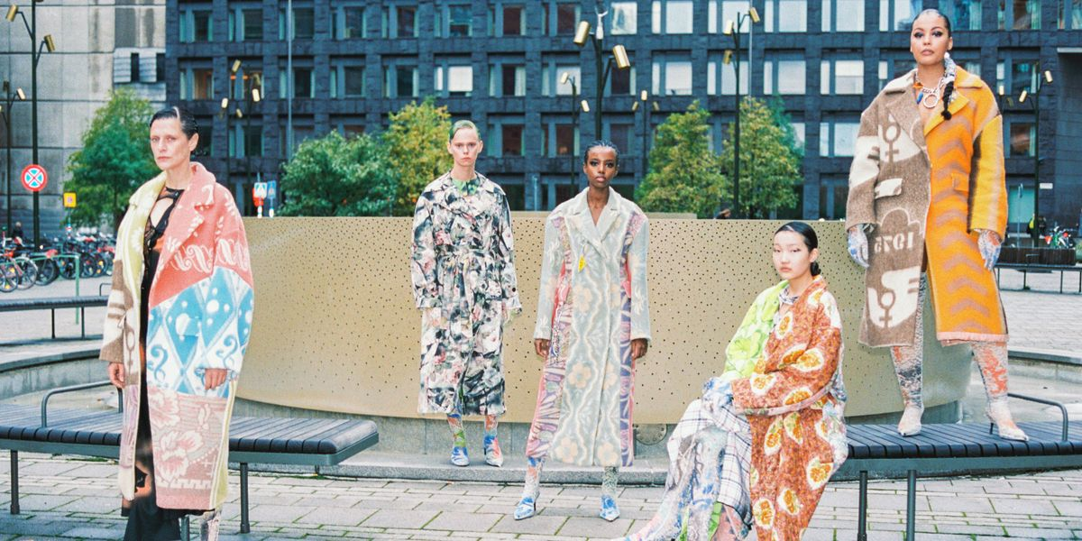Rave Review Took Over Stockholm's Central City Square for GucciFest